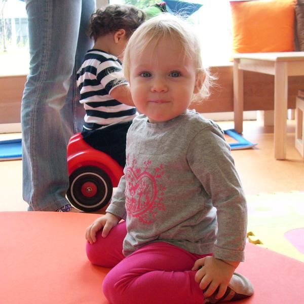In der Kinderkrippe / Kindertagesstätte Smile e.V. in Dreieich